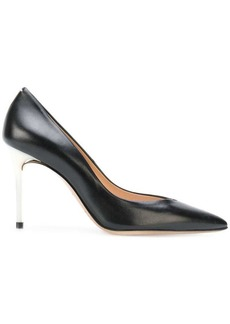 Maison Margiela contrast heel stiletto pumps