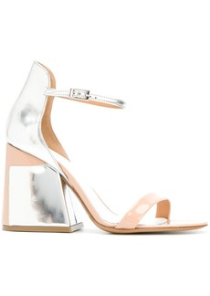 Maison Margiela contrast open-toe sandals