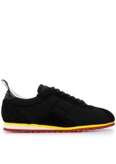 Maison Margiela contrasting rubber sole sneakers