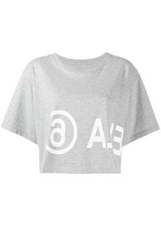 Maison Margiela cropped T-shirt