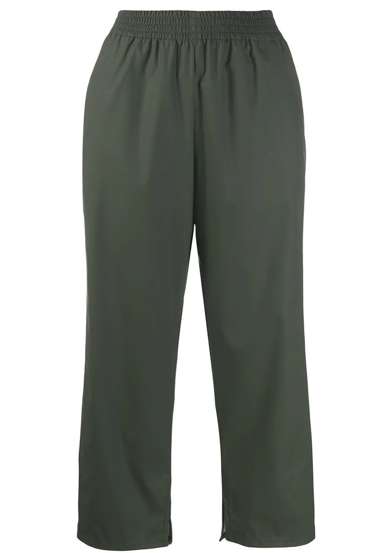 Maison Margiela cropped track pants