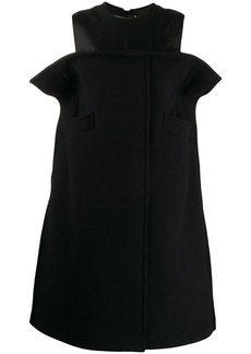 Maison Margiela curved panel dress