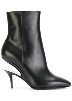 Maison Margiela cut-out heel ankle boots