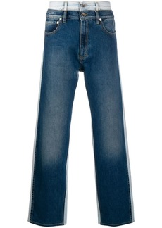 Maison Margiela Décortiqué bootcut jeans