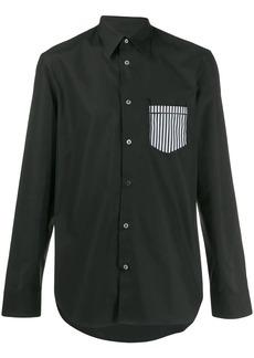 Maison Margiela Décortiqué pocket shirt