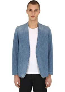 Maison Margiela Denim Cardigan Jacket