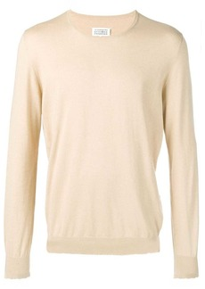 Maison Margiela distressed details jumper