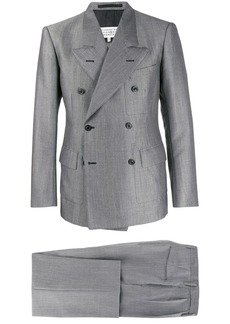 Maison Margiela double-breasted suit