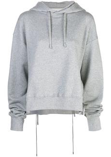 Maison Margiela drawstring back hoodie