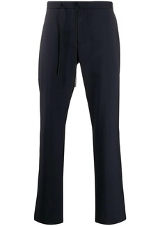 Maison Margiela drawstring cropped trousers