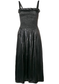 Maison Margiela elasticated chest dress