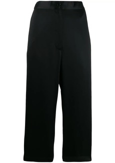 Maison Margiela elasticated crop pants