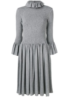 Maison Margiela elasticated knit dress