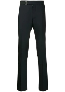 Maison Margiela elasticated straight-leg trousers