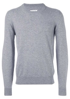 Maison Margiela elbow patch classic sweater