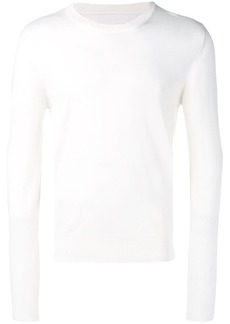 Maison Margiela elbow patch detail jumper