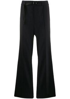 Maison Margiela flared tailored trousers