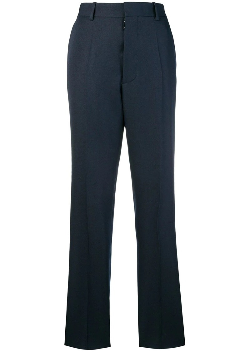 Maison Margiela flared tailored trousers