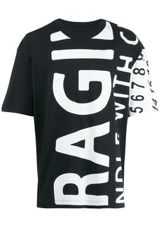 Maison Margiela Fragile print T-shirt