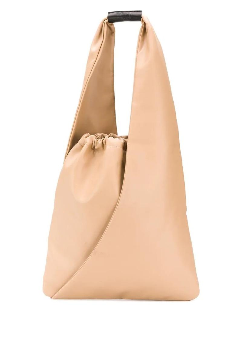 Maison Margiela gathered tote bag