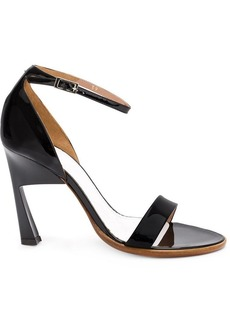 Maison Margiela geometric heel sandals
