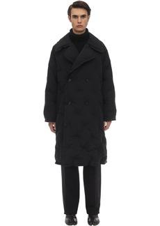 Maison Margiela Gran Slam Matelassé Puffer Coat