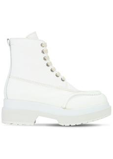 Maison Margiela Gummy Leather Boots
