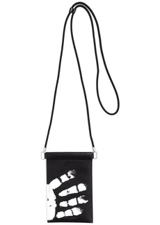 Maison Margiela hand-print phone wallet