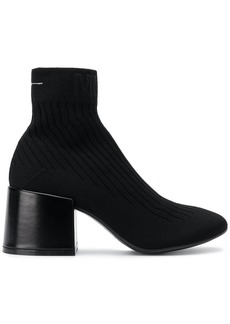 Maison Margiela heeled sock boots