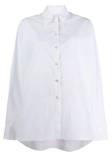 Maison Margiela high-low hem shirt