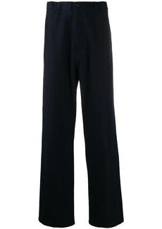 Maison Margiela high-rise loose-fit trousers