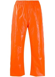 Maison Margiela high rise trousers