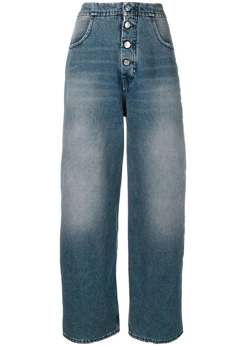 Maison Margiela high-waist boyfriend jeans