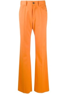 Maison Margiela high-waist straight-leg trousers