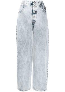 Maison Margiela high-waisted boyfriend jeans