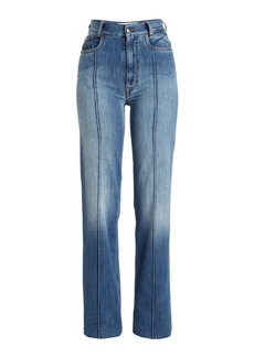 Maison Margiela High-Waisted Jeans