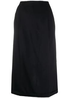 Maison Margiela high-waisted skirt