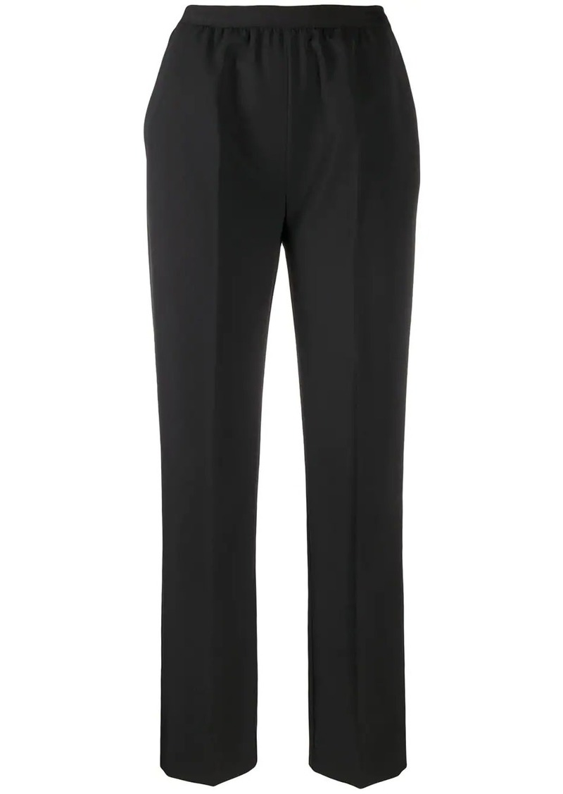 Maison Margiela high waisted trousers