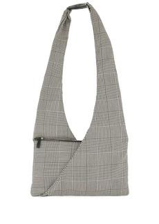 Maison Margiela houndstooth check shoulder bag