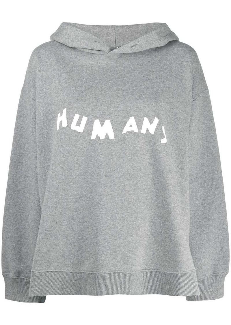 Maison Margiela Humans hoodie