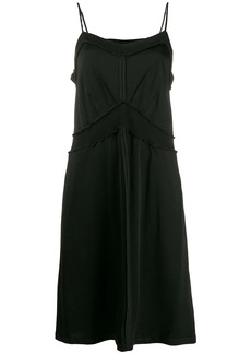 Maison Margiela inside-out slip dress