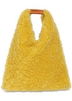 Maison Margiela Japanese Medium Faux Fur Bag