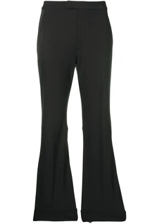 Maison Margiela kick flare trousers