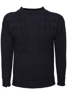 Maison Margiela Knit Wool Sweater