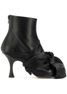Maison Margiela knot sock boots