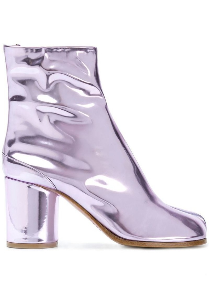 1ed0e3b5501 On Sale today! Maison Margiela laminated Tabi boots
