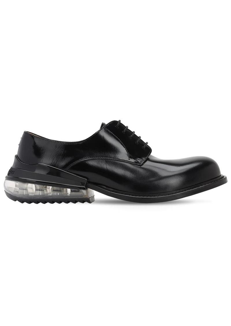 Maison Margiela Airbag Heel Leather Shoes
