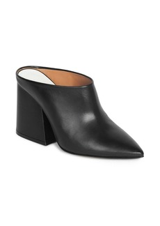 Maison Margiela Leather Point Toe Mules