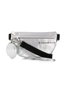 Maison Margiela logo print belt bag