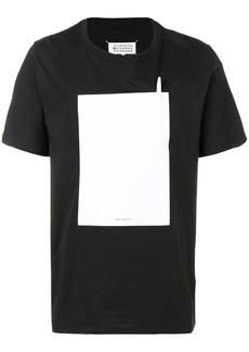 Maison Margiela logo print T-shirt